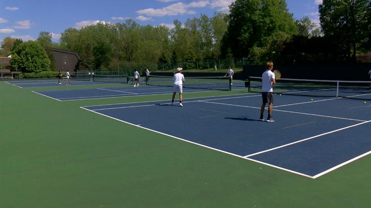 St. John's tennis has built championship culture