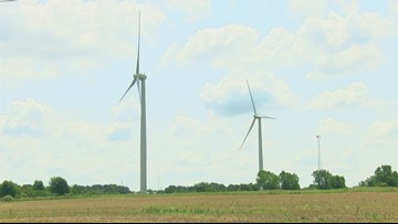 Local company say House Bill 6 opens more opportunities for direct-to-customer wind power