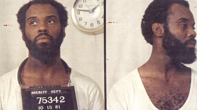 Anthony Cook mugshot October 15 1981