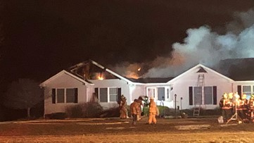 4 adults, including 2 handicapped, make it out of Archbold house fire safely