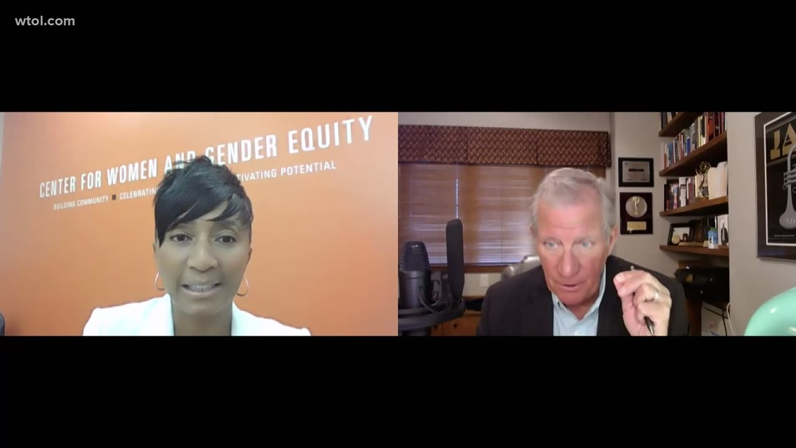 Tonya Rider from Oxygen series Cold Justice | Leading Edge July 25