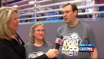 SFWC: Couples challengers