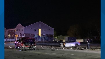 1 dead after early-morning crash
