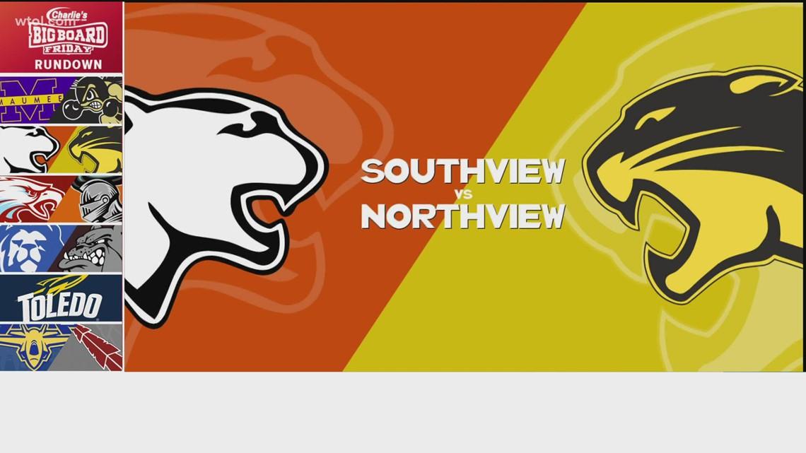 Big Board Friday Week 10: Northview vs. Southview (Battle of Sylvania)