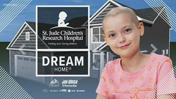 Reserve your tickets now for a chance to win the St. Jude Dream Home!