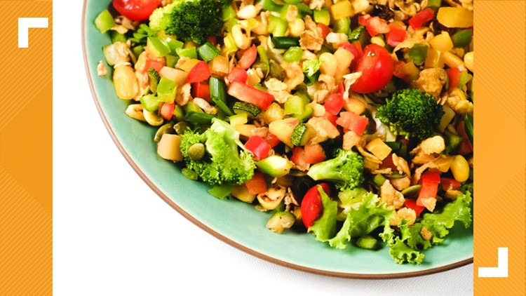 Your Day Recipes: Southwestern Marinated Vegetable Salad
