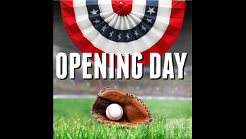 How you can get free pizza, free games and cheap hot dogs to celebrate baseball's opening day