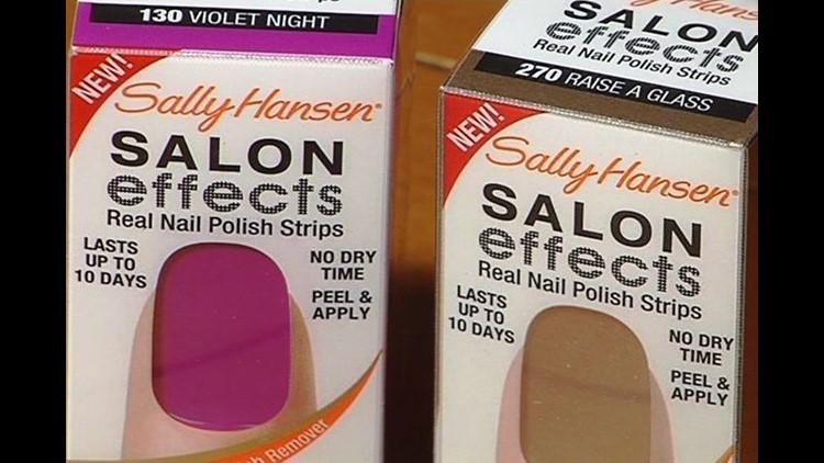 Does It Work: Nail Polish Strips and Miracle Nail Growth | wtol.com