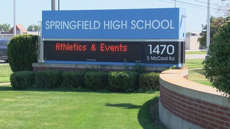 Springfield Local Schools looking to add vape sensors to school bathrooms