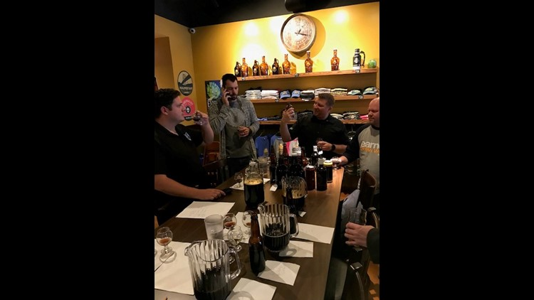In beer border battle, Ohio named top brew over Michigan