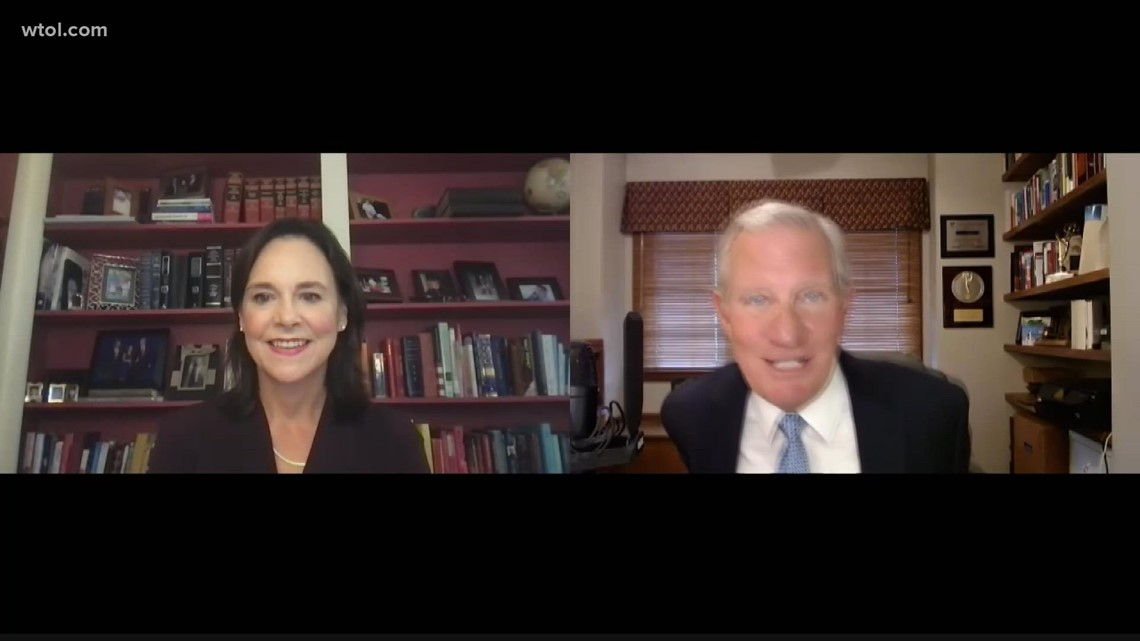 Leading Edge: Senate Candidate Jane Timken part 2
