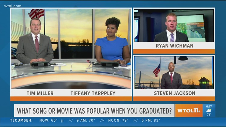What song/movie were popular when you were in high school? Viewers weigh in