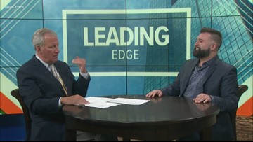 June 16: Leading Edge with Jerry Anderson - Guest Nick Komives