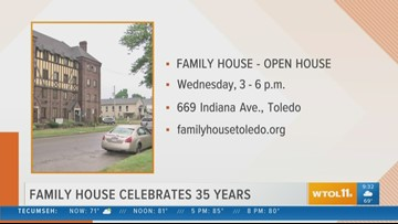 Family House 35-year anniversary
