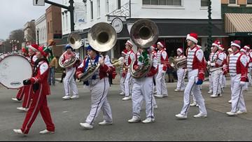Polar Express: Next Stop Bowling Green - BG holiday parade is Saturday