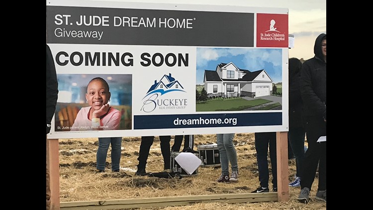 Digging starts for 2019 St. Jude Dream Home
