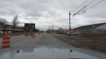 Expanded construction at Dorr St. interchange to begin March 18
