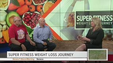 SFWC SPECIAL: The owner of Super Fitness and last year's challenge winner discuss leading a healthy lifestyle