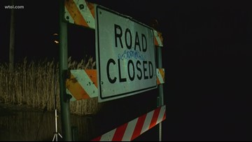 Illegal dumping prompts city to shut down part of Utah St. to traffic