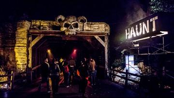 Zombie wedding sets Cedar Point's 'HalloWeekends' off to a spooky start