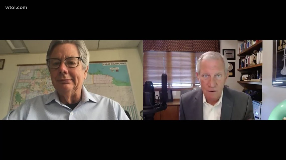 Pete Gerken Lucas County Commissioner   Leading Edge May 23