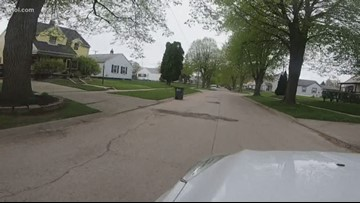 Call 11 for Action: Neighbors complain road is littered with potholes; city promises to evaluate