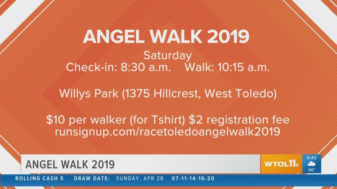 Angel Walk remembers victims of drug abuse
