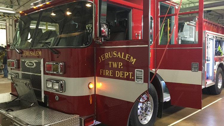 Jerusalem Township Fire seeking levy as changes face the future of the department