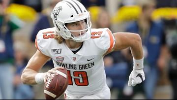Grant Loy's unusual path to become BGSU starting quarterback