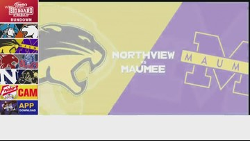 Charlie's Dodge Chrysler Jeep Ram Big Board Friday: Northview vs. Maumee