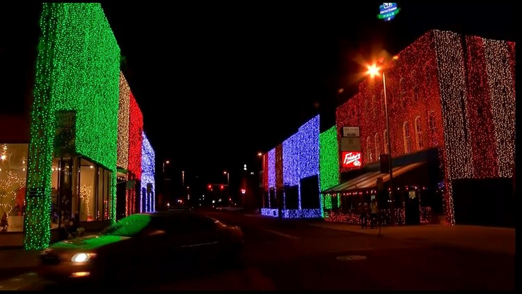 Hensville Lights to be even bigger this year, switch flips on Saturday
