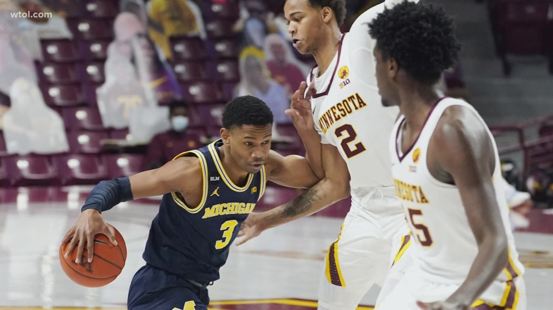 Zeb Jackson looking forward to sophomore season at Michigan