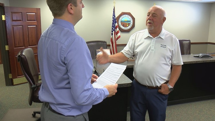 Seneca County commissioners withdraw support for wind farm projects