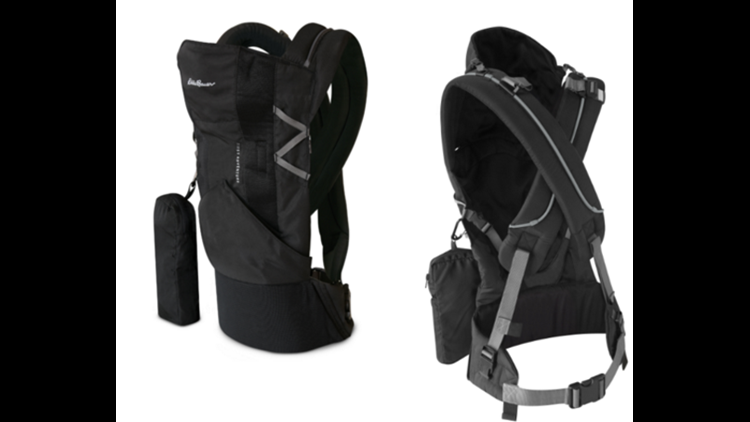 Infant carriers, baby bath support seats recalled