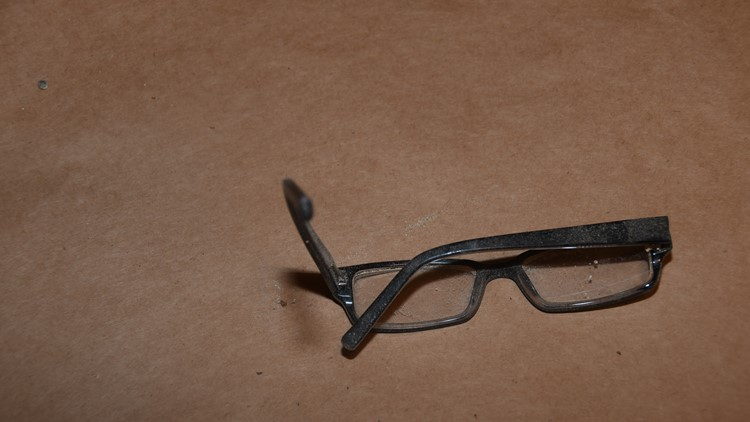 Harley Dilly glasses