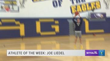 Erie Mason's Joe Liedel: Athlete of the Week