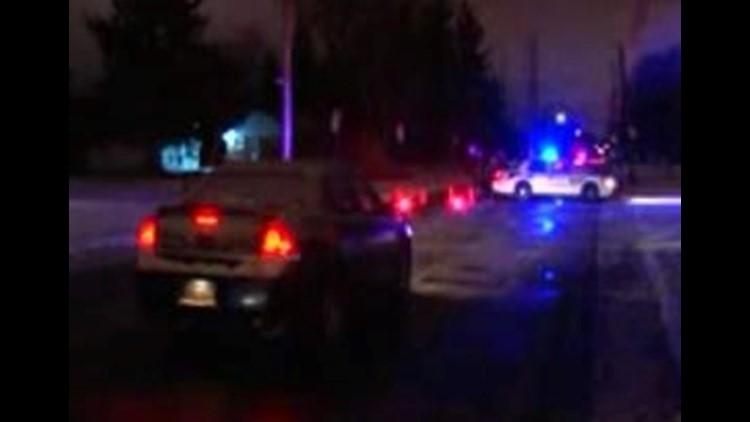 Pedestrian struck in north Toledo