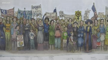 Findlay museum celebrates 100th anniversary of women's suffrage with artwork from children's books