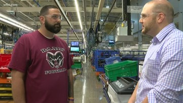 Jeep plant employee's pride in Toledo-built vehicles is likely unmatched