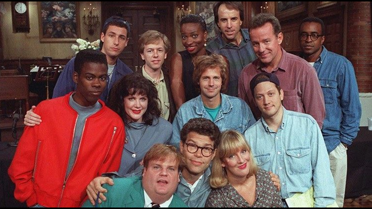 Adam Sandler to return to 'Saturday Night Live'