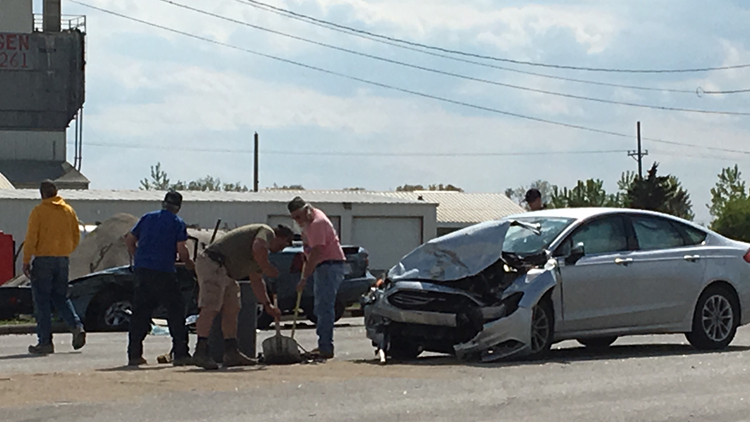 Navarre Avenue crash