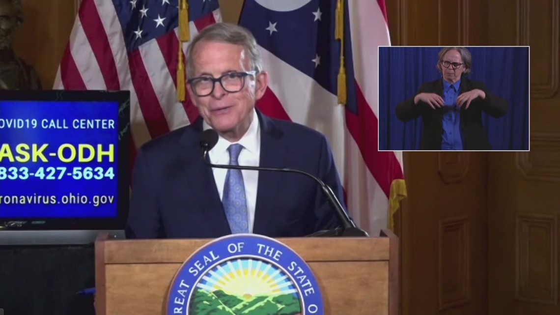 DeWine: Consolidated health orders remove capacity limits for Ohio's outdoor venues