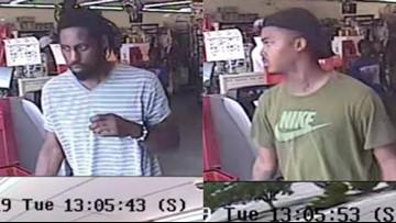Toledo Police seek pair suspected in Family Dollar robbery