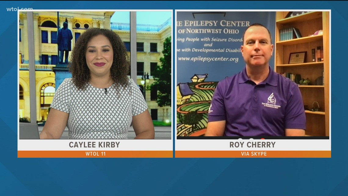 Roy Cherry, CEO of the Epilepsy Center of Northwest Ohio shares how their organization is celebrating employees