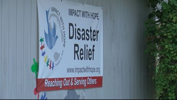 Impact With Hope collecting donations for Hurricane Dorian victims