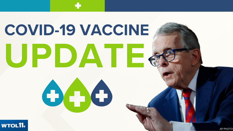 Vaccinated Ohioans will no longer need masks, DeWine says; state following CDC guidance