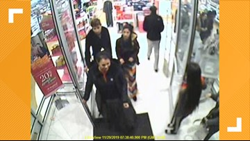 TPD looking for two women suspected of stealing skin care products from Ulta