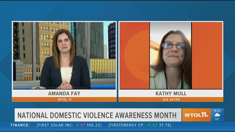 October is National Domestic Violence Awareness Month; here's where you can get help