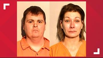 Baby Doe's parents make 1st court appearance after arrest in 2017 boy's death
