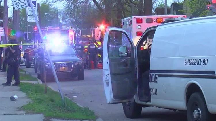 Two men dead after shooting in west Toledo